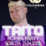 Colombina Club - Taito live set 25.04.2015