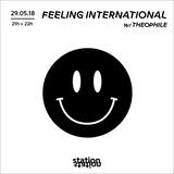 Feeling International #8 w/ Théophile