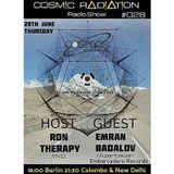 Cosmic Radiation #028