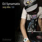 Synamatix July Dubstep Mix '09