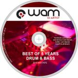 DJ WAM - Drum & Bass Mixtape Best of 2010-2015