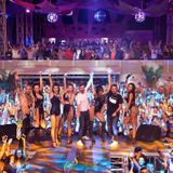 Partydul KissFM ed484 vineri - ON TOUR Mega Discoteca Tineretului Costinesti (Concert Delia si..