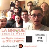 LBDLM #16 - 29 mars 2017 - Défi L'Express