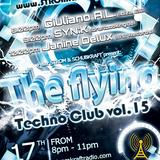 Giuliano A.L. The Flying Techno Club Vol.15 www.stromkraftradio.com
