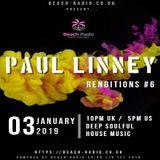 Renditions 6 - Paul Linney on Beach Radio