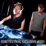 Mandy Jordan & Daniel Madlung x Echo Festival Exclusive Mix #004