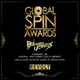Boi Jeanius for @GlobalSpinAwards 2018