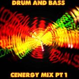 Drum and Bass Cenergy Mix 2000 -14 PT 1