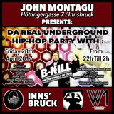 The B-Kill Show Episode 60 - UDG Live Mix In John Montagu / IBK