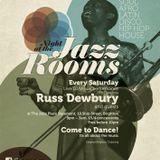 "Russ Dewbury on the Radio - ""Jazz Rooms Sunday Social"" Juice 107.2"