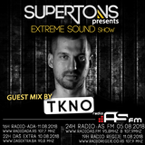 TKNO exclusive mix for Extreme Sound show with Supertons #352