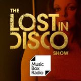 The Lost In Disco Show with Jason Regan – Sunday 10th March 2019