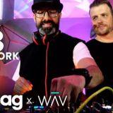 Chus & Ceballos - Live @ Mixmag Lab NYC (New York, United States) - 01-MAR-2019