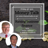 """Raising business finance"" with Andrew Craddock"