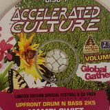 Mampi Swift b2b Friction - Accelerated Culture vol 25 Global Gathering 2005