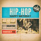 Happy Birthday Hip-Hop! Special Podcast