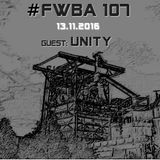 #FWBA 0107 with Unity - on Fnoob Techno Radio