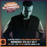 Summer Slammers 2017 Album Launch - 05 - Tantrum Desire @ Work Bar Nightclub London (05.07.2017)