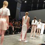 Défilé finissants 2016 École Supérieure de Mode