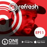 Onenation.fm Presenta Refresh con Javier Noya ( EP11 • 24-03-17 )