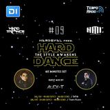 Hardeval @ HDTSA #09 [DiFM] (Incl. Alex-T Guest Mix) (26-01-2017)
