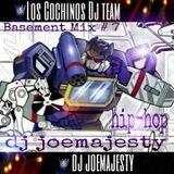 Basement Mix #7 hip-hop mix