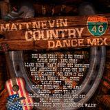 Matt Nevin Country Dance Mix
