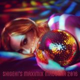 DJ Shigeki's Maximix Madonna 2016