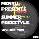 menyu presents: summer freestyle (volume two)