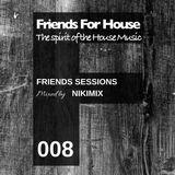 FFH 008 Friends Mix by Nikimix