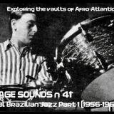 VINTAGE SOUNDS n°41 - Brazilian Jazz Part 1 (1956-1965) (Back2Back FM)