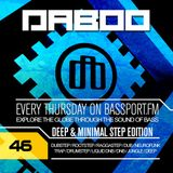 BASS TREK 46 with DJ Daboo on bassport.FM