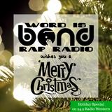 Christmas Rappin' with Word is Bond Rap Radio