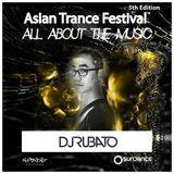 DJ Rubato - Asian Trance Festival 5th Edition 2016-NOV-5