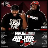DJ MODESTY - THE REAL HIP HOP SHOW N°256 (Hosted by CREW54)