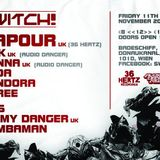 Doree feat MC Jimmy Danger & Bombaman MC @ Switch! 11.11.11
