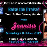 Jennisis - Raise the Praise! (19/03/17) on www.vibezurban.co.uk