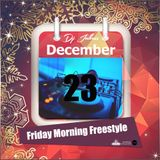 Jukess' Advent Calendar - 23rd December: Friday Morning Freestyle