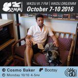Cosmo Baker - 2016 Electronic Music Marathon WKDU 91.7 FM