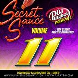 SECRET SAUCE 11 - 2013 FALL MIX