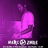 Screen Shot @ Pink Elephant 15.02 - Marc Zmile's DJ MIX Live