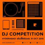 Dj Kartik #resetIND Hyderabad Mix