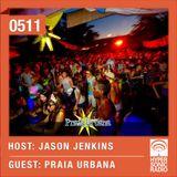 Hypersonic 511 2016-03-25 w/ Praia Urbana & Jason Jenkins