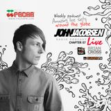 #007 Podcast John Jacobsen Live at Europa FM - Brian Cross Radio Show 24th May 2014