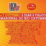 Carlos Bessa 5º Rock no Rio Catumbela 06 & 07/10/2017 Muzangolarock   30/09/2017 - LAC Luanda Angola