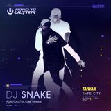 DJ SNAKE @ Road to ULTRA TAIWAN 20160911