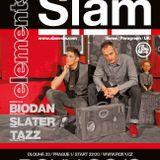 Biodan live at Elements @ Roxy Prague (warm up set for SLAM - March 22, 2014)