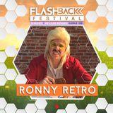 Ronny Retro @ Flashback festival 2019