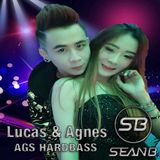 AGS HardBaxx 2019 ( Private Hardstyle Mix for Lucas & Agnes) - Sean B