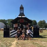 Jasmín, LIEN, Orpheu the Wizard & DJ Soulseek for RLR @ Dekmantel Festival 08-03-2018